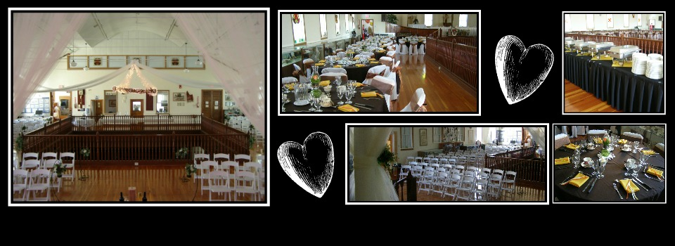 Have your wedding at the Gem